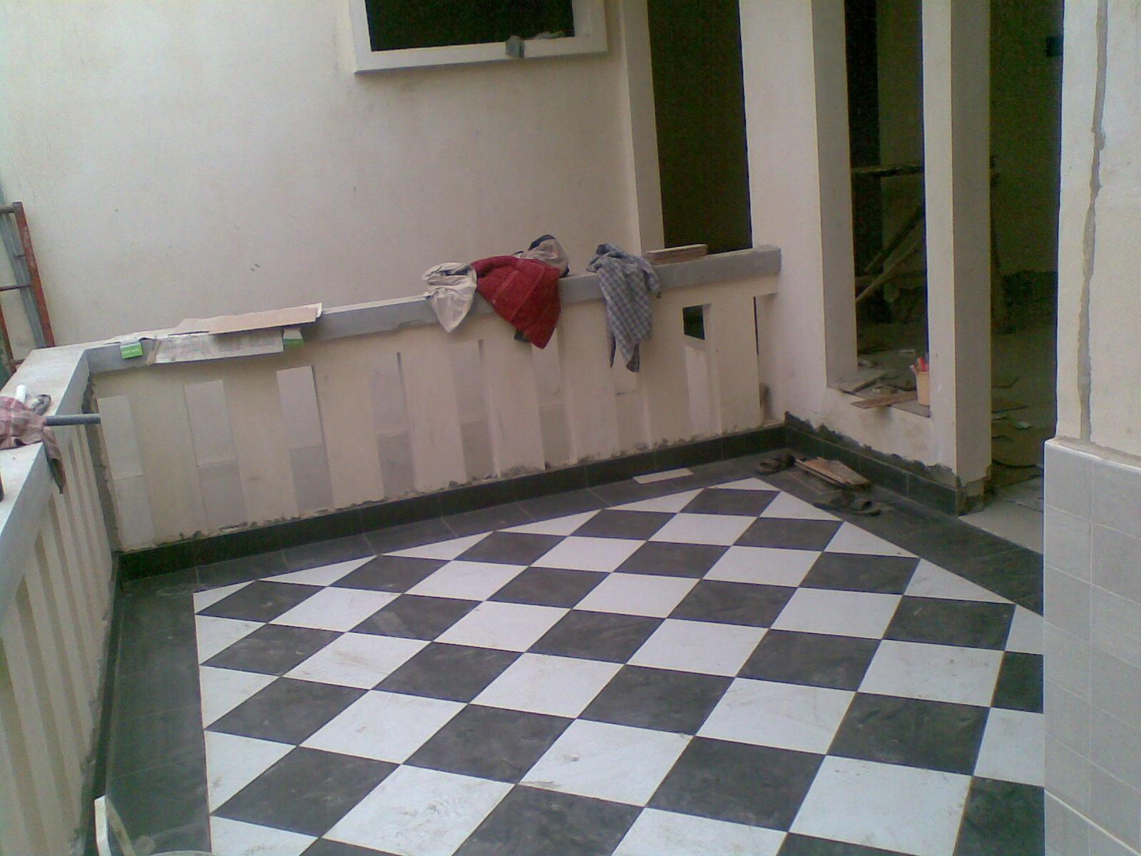 Lantai: Bangun Rumah 16 Lantai Dan Dinding Keramik Dan Granit To Give ...