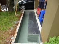 kolam ikan depan 6