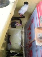 socket kabel depan