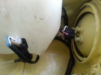socket lampu depan