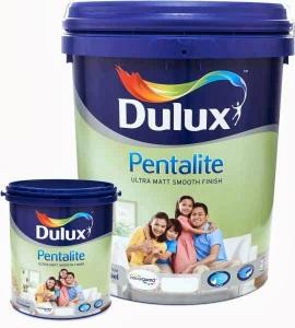 cat tembok dulux pentalite