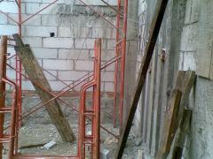 scaffolding sewaan sangat membantu