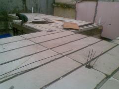 lantai atas panel hebel