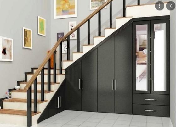 tangga bagus efisien