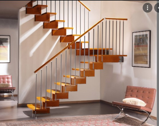 tangga bagus tidak efisien