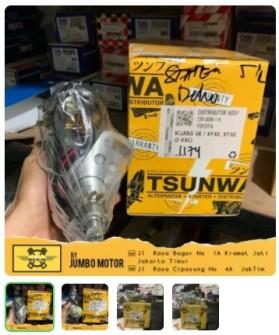 CDI distributor Tsunwa Taiwan