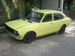 corolla 70 -finished project